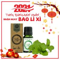 Tinh Dầu Bạc Hà Nguyên Chất Đất Việt