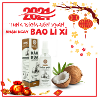 Dầu Dừa Nguyên Chất Đất Việt