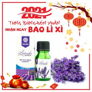 Tinh Dầu Oải Hương Nguyên Chất Đất Việt