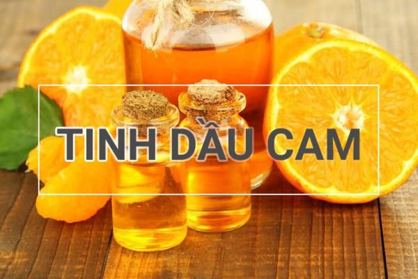 Tinh dầu cam nguyên chất mua ở đâu?