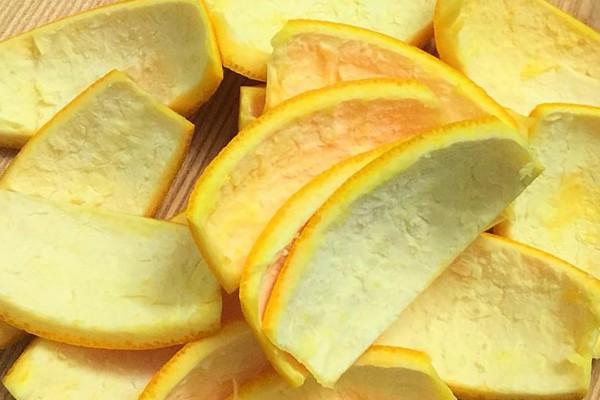 Tận dụng vỏ cam chiết xuất thành tinh dầu mang lại nhiều lợi ích