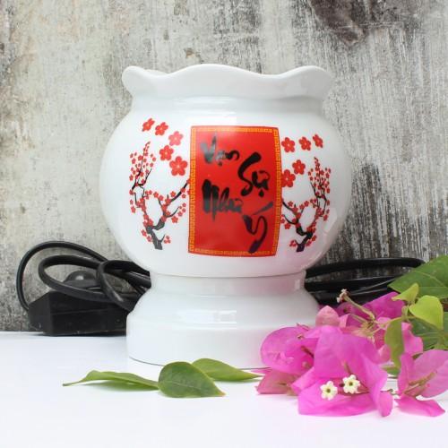 Đèn Xông Tinh Dầu - Mẫu DX27