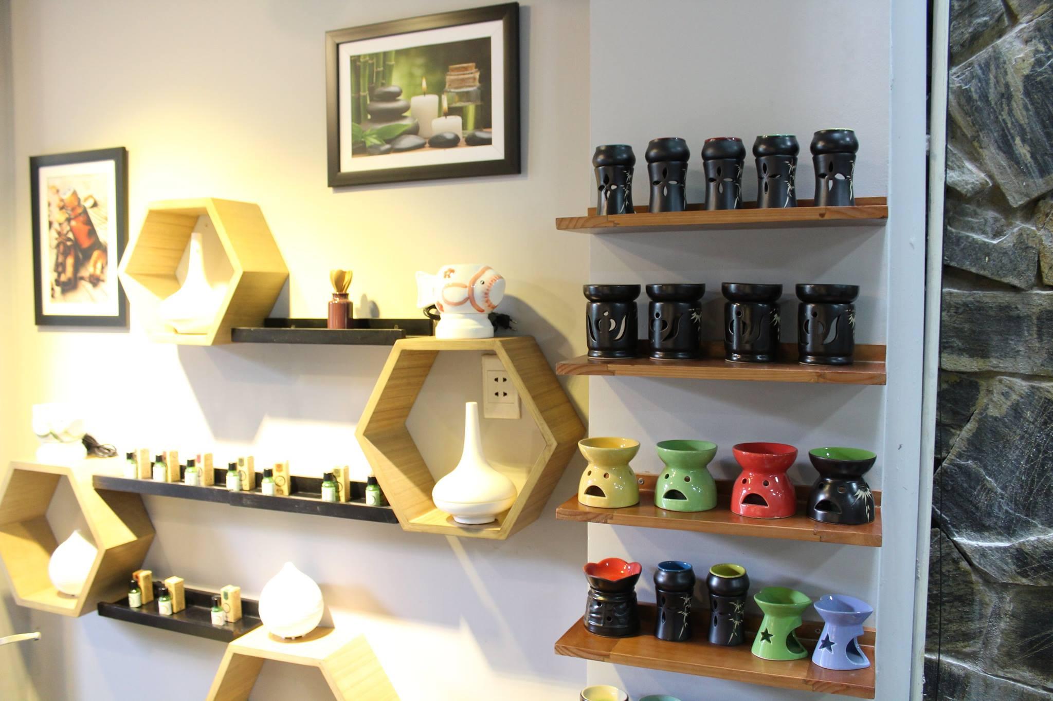 Showroom Tinh dầu Đất Việt - Tinh dầu thiên nhiên