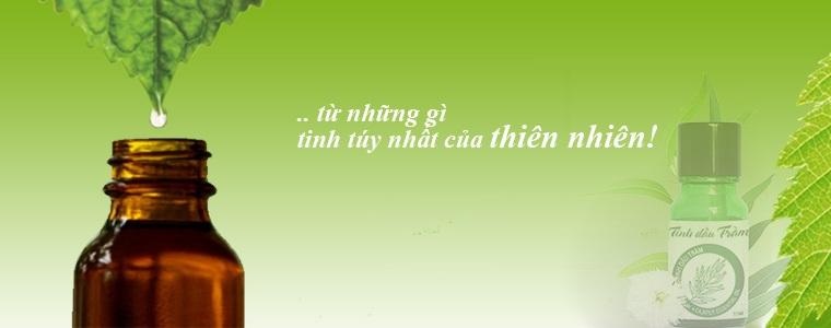 Tinh dầu Đất Việt