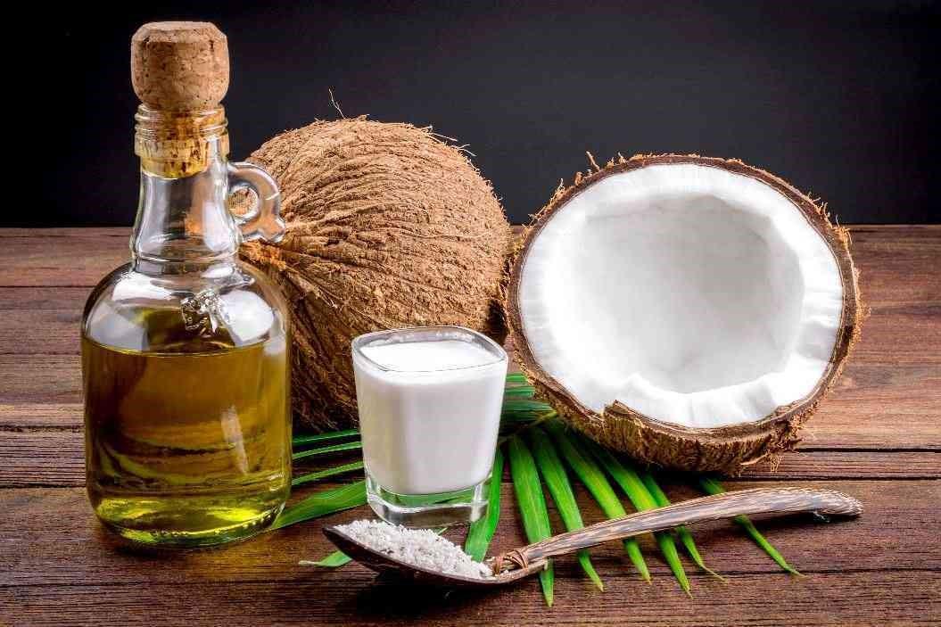 Tinh dầu dừa nguyên chất