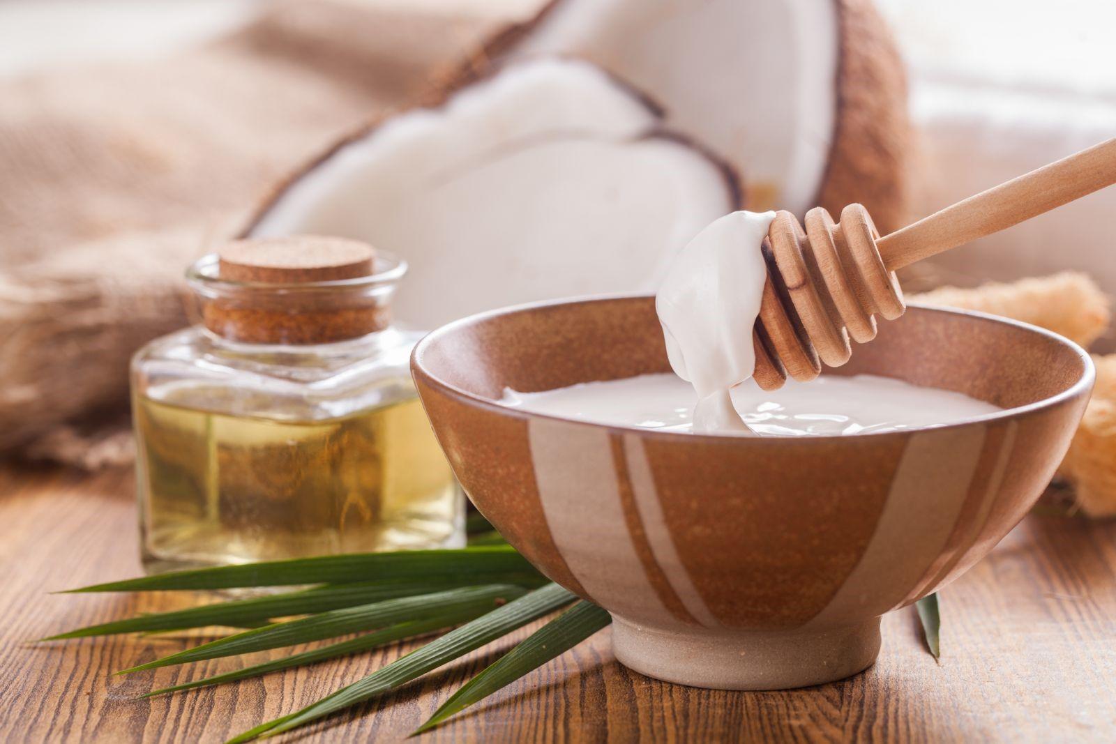 Tác dụng của dầu dừa đối với sức khoẻ