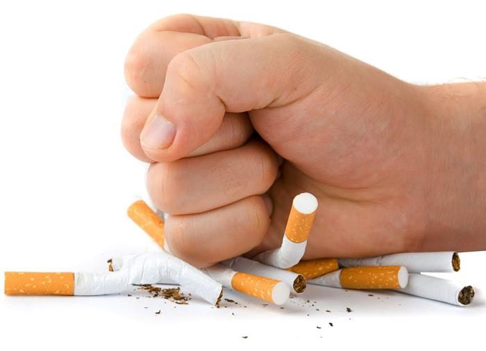 Không hút thuốc lá bảo vệ hệ hô hấp