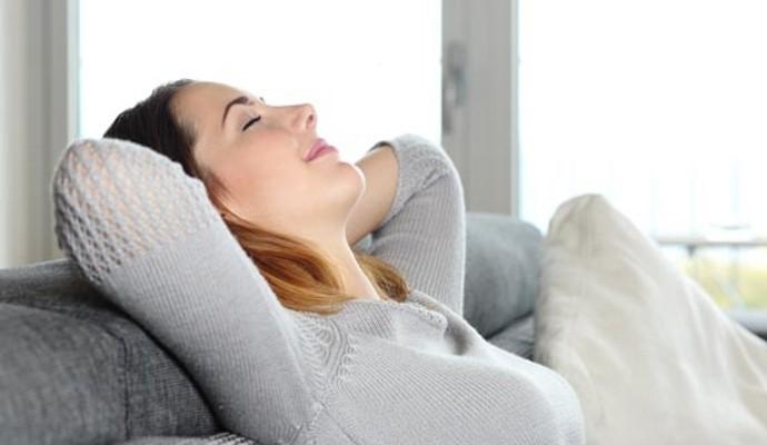 Thư giãn giúp giảm đầy bụng khó tiêu