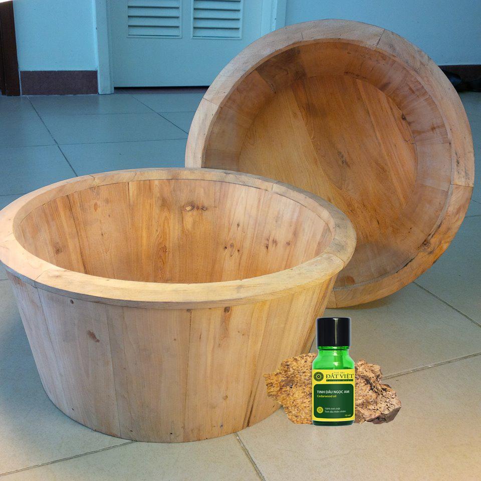 Tinh dầu gỗ ngọc am có độc không?