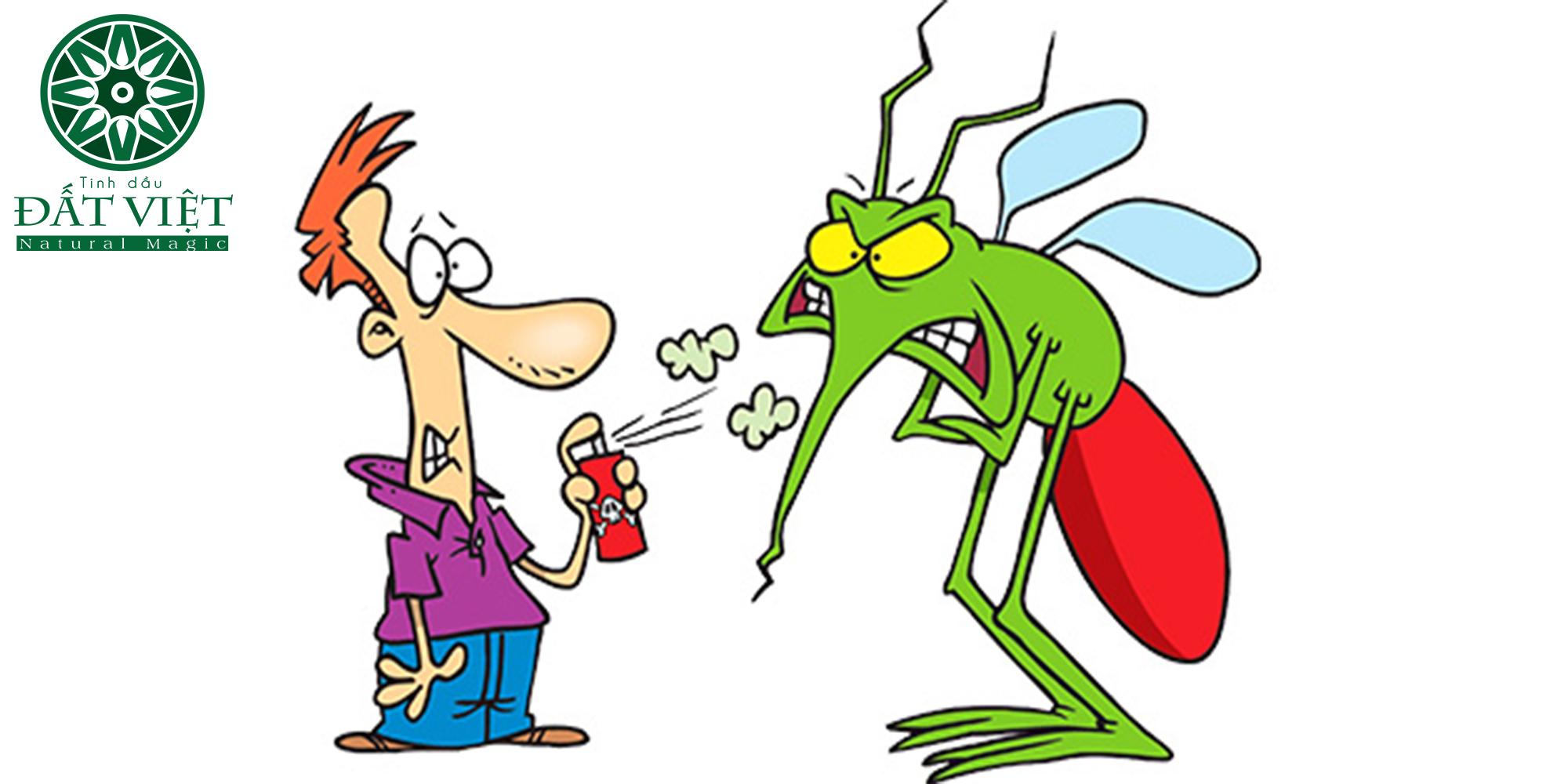 Trị ngứa khi bị muỗi đốt