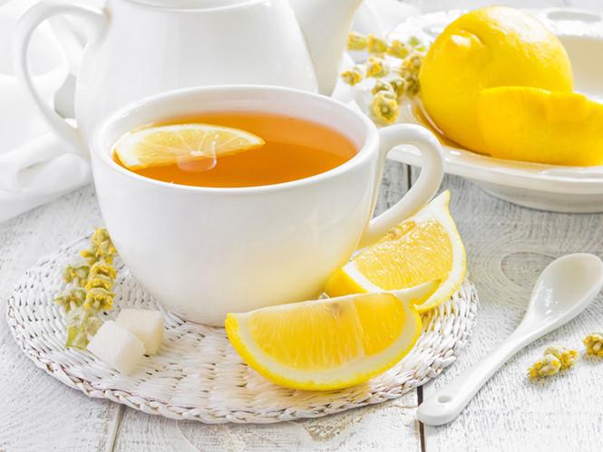 Công dụng của trà chanh