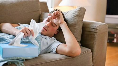 Tiêm ngừa nhưng vẫn bị cảm cúm