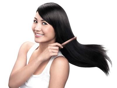 Mái tóc mềm mượt tự nhiên với tinh dầu dưỡng tóc