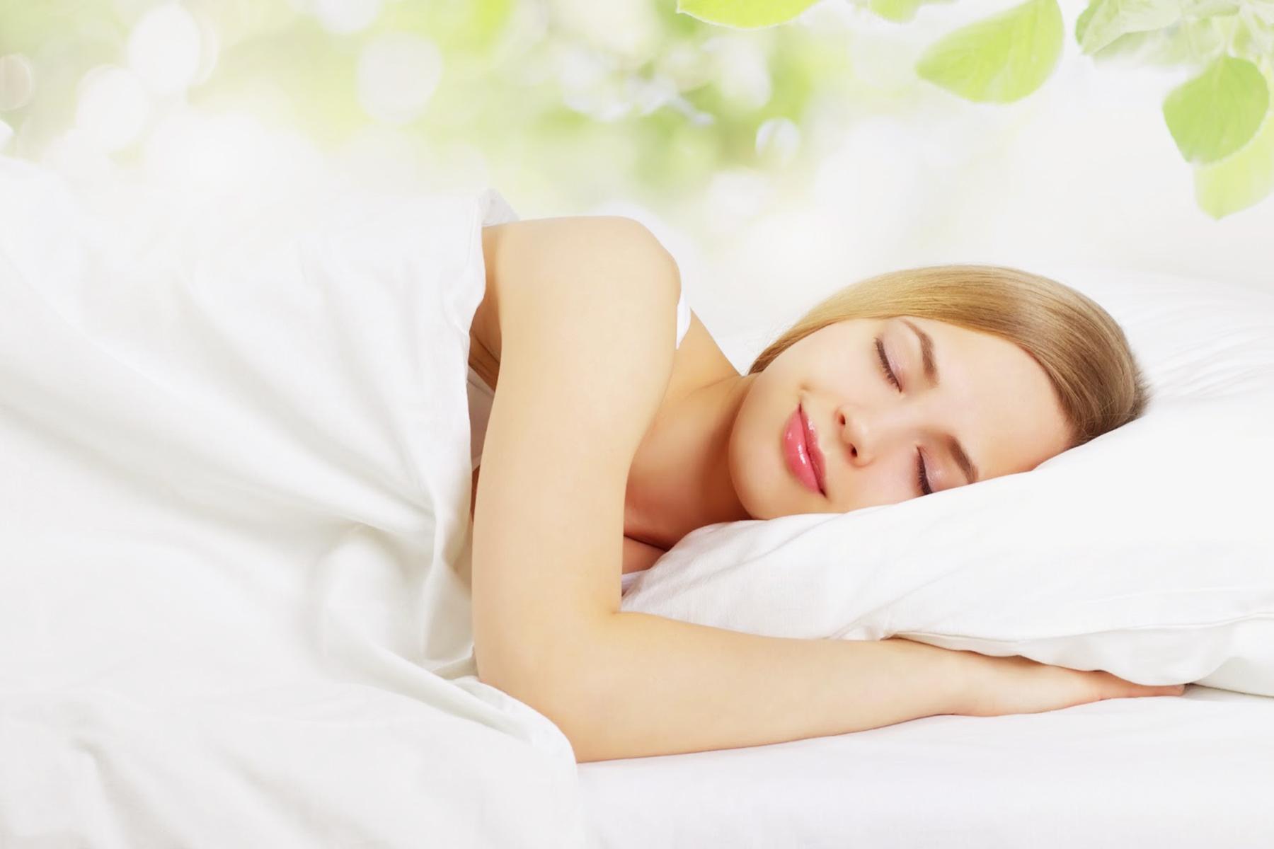 Thế nào là giấc ngủ ngon - Tinh dầu thơm phòng
